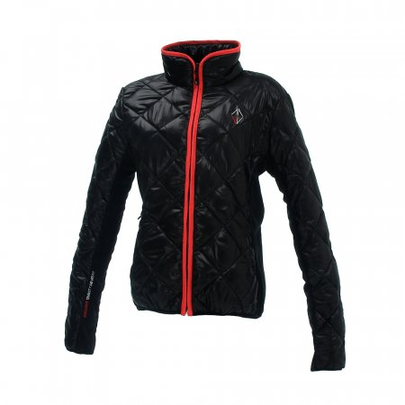 Women ISETTE Jacket-Black-Extra Large
