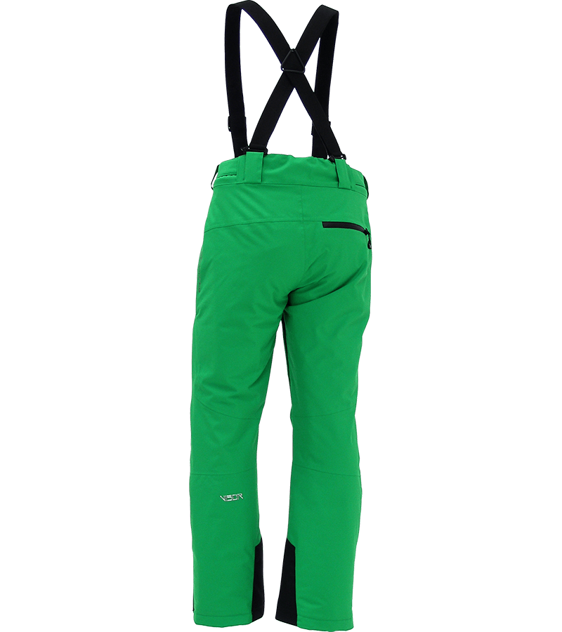 Men Elite Pants green back