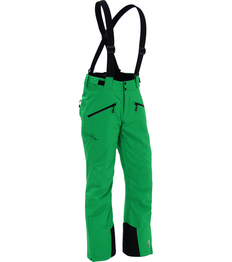 Men Elite Pants green front