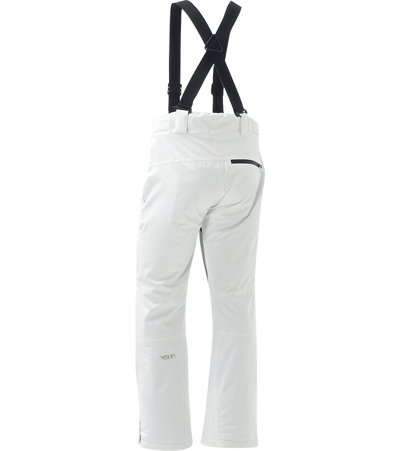 Men Elite Pants white back