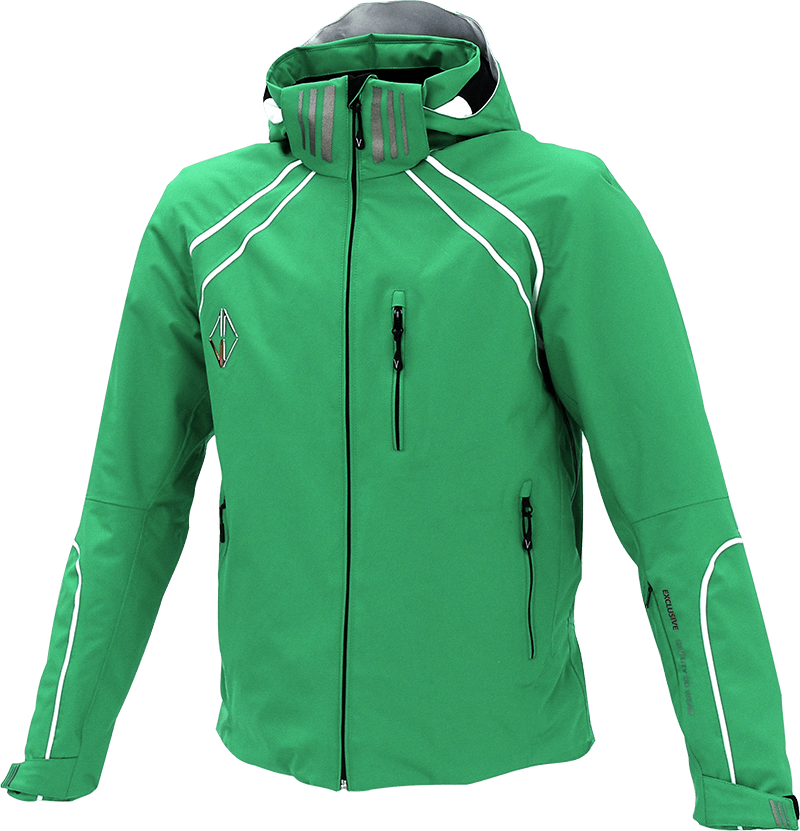 Men Legente Jacket green front