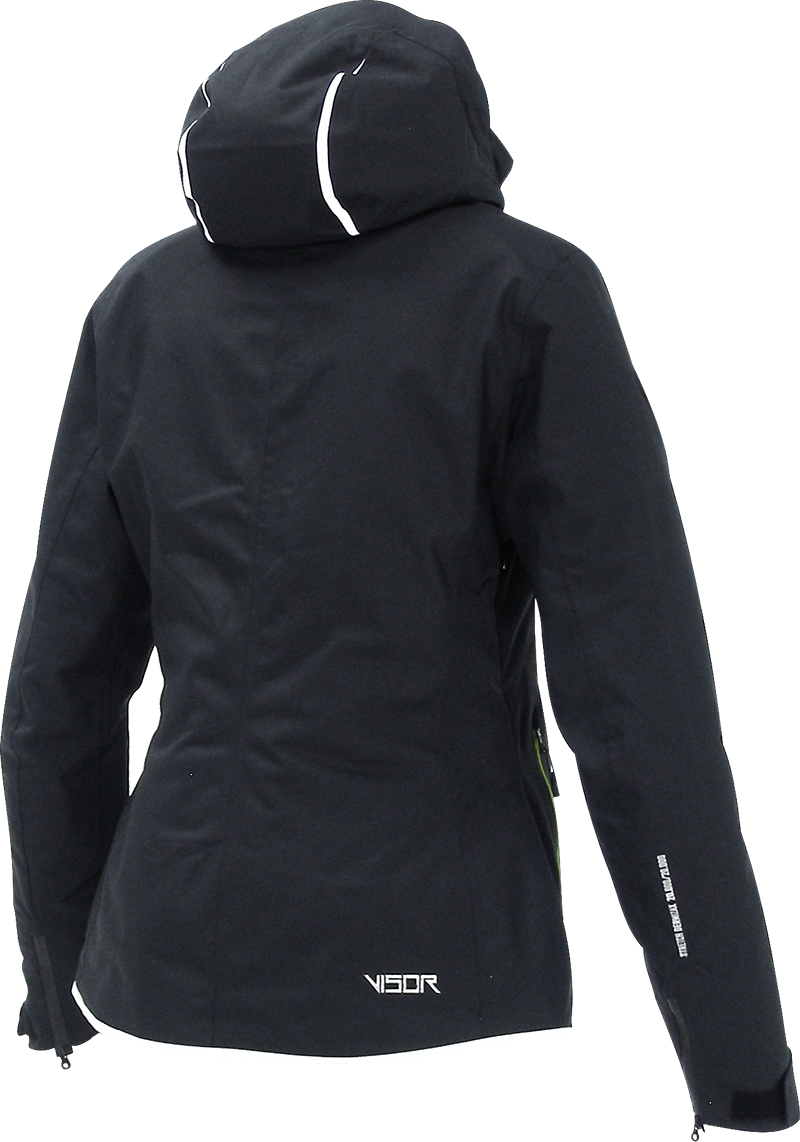 Women Nova Jacket black back