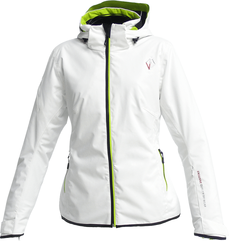 Women Nova Jacket white front