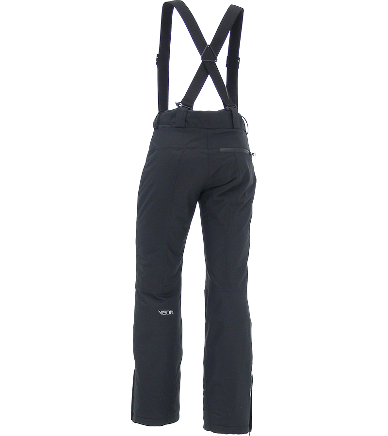 Women Elite Pants black back