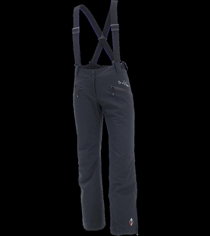 Women Elite Pants black front