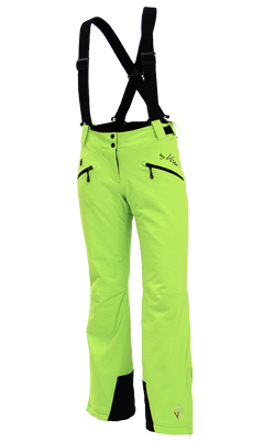 women elite pants green