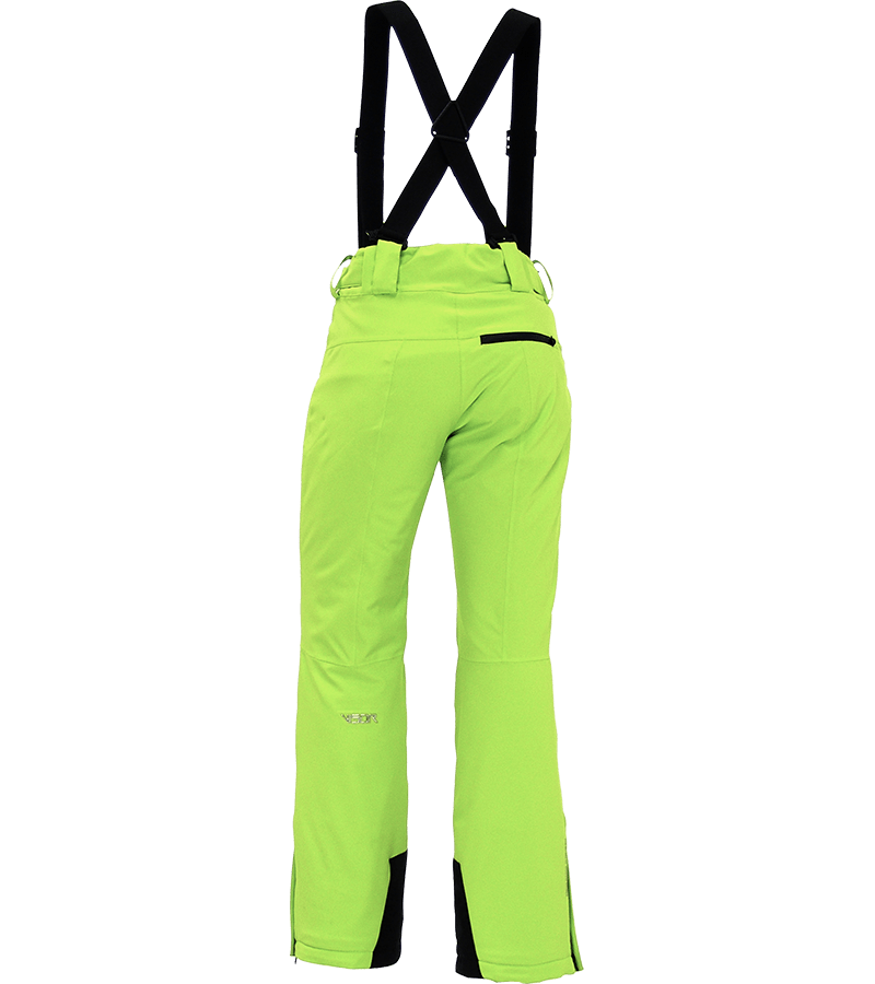 Women Elite Pants lime back