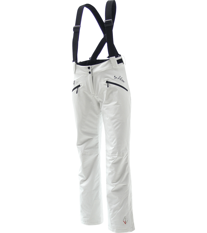 Women Elite Pants white front