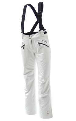 women elite pants white