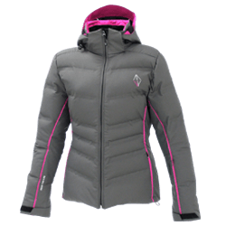 Women Lush Jacket Grey
