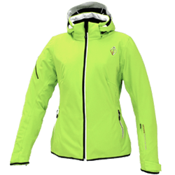 Women NOVA Jacket green