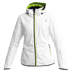 Women NOVA Jacket white