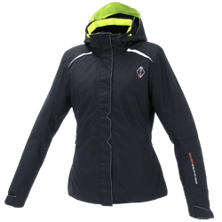 Women PURE Jacket black