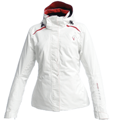 Women PURE Jacket white