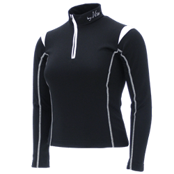 Women SENSE Fieldsensor Mid-Layer black