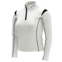 Women SENSE Fieldsensor Mid-Layer white
