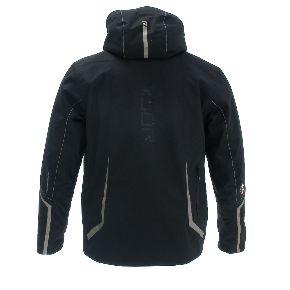Men Aspire Jacket black back
