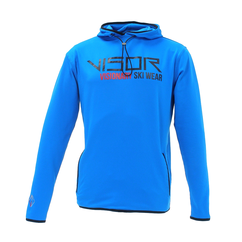 Men Dasher Hoodie blue front