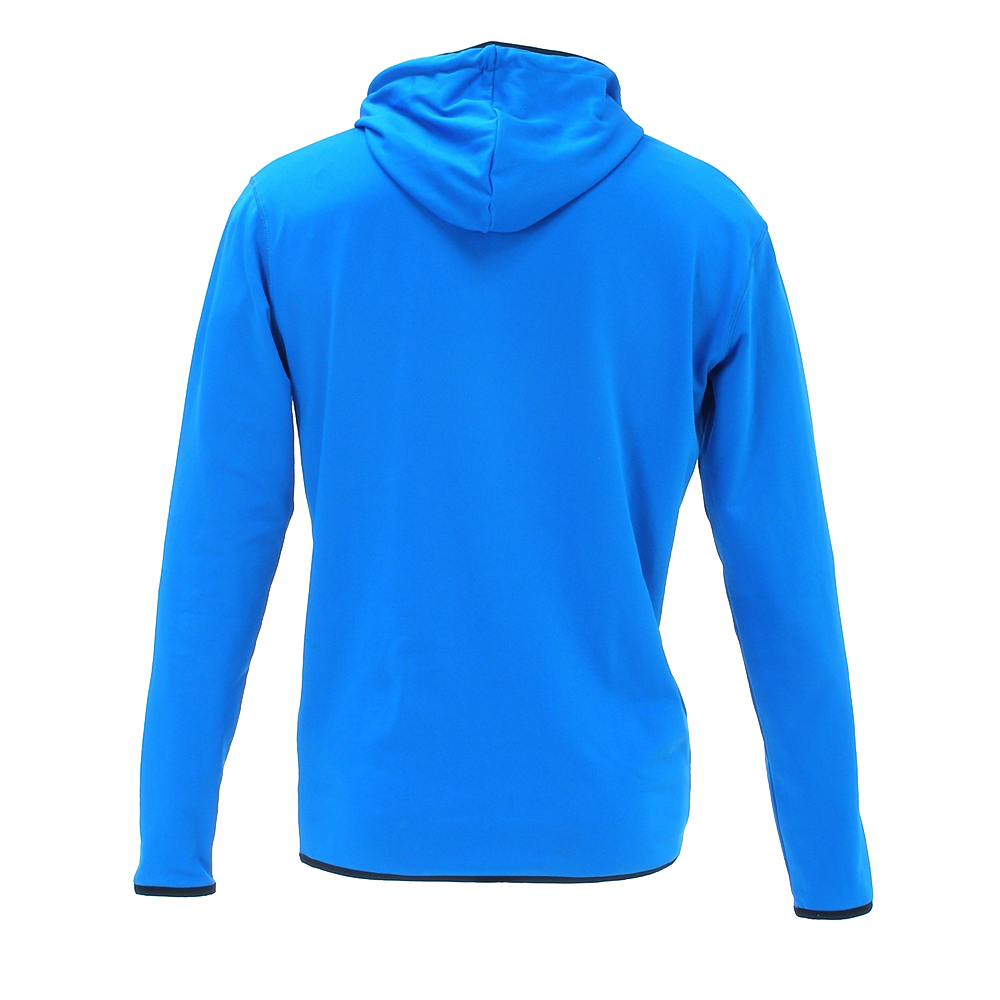 Men Dasher Hoodie blue back