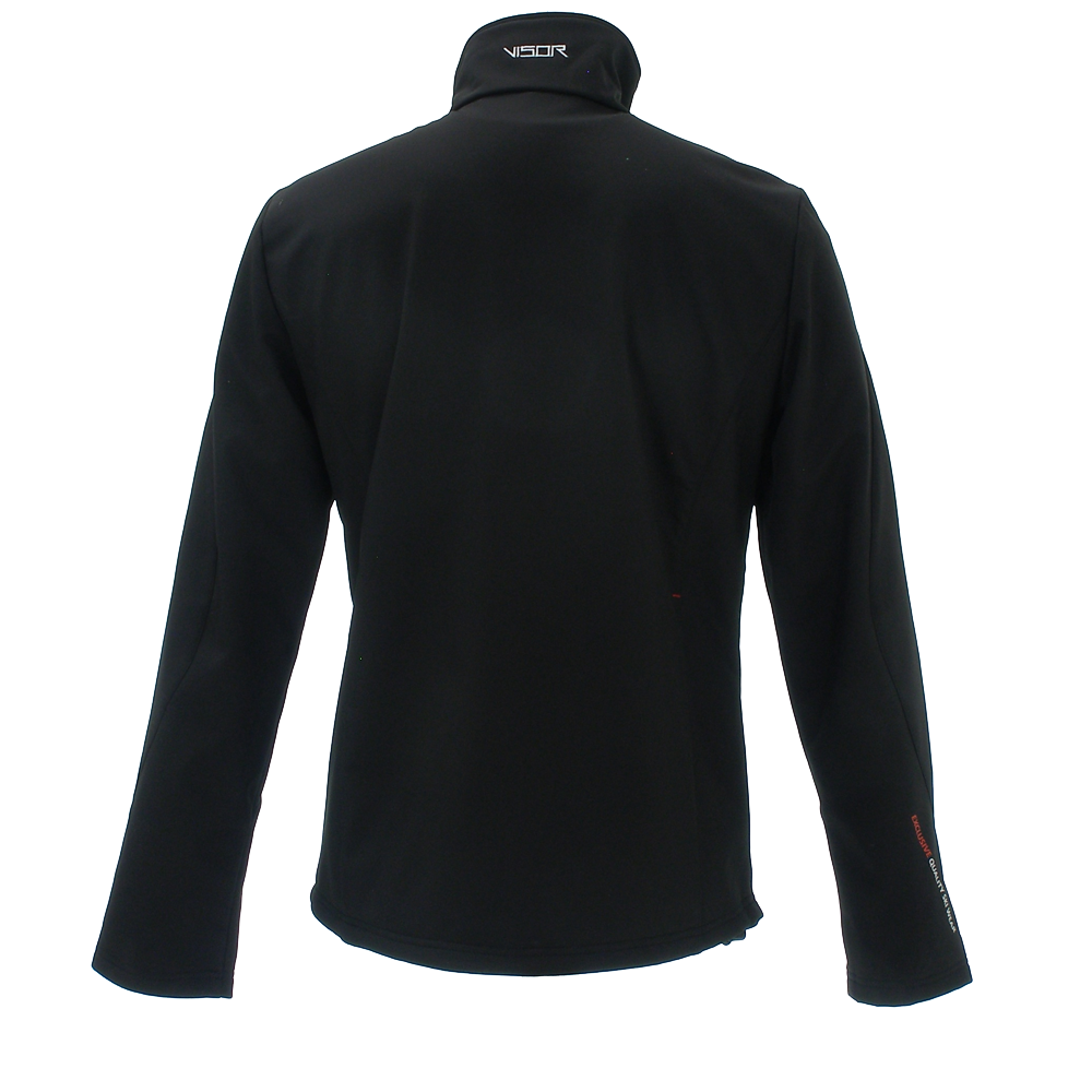 Men HEMI Softshell back