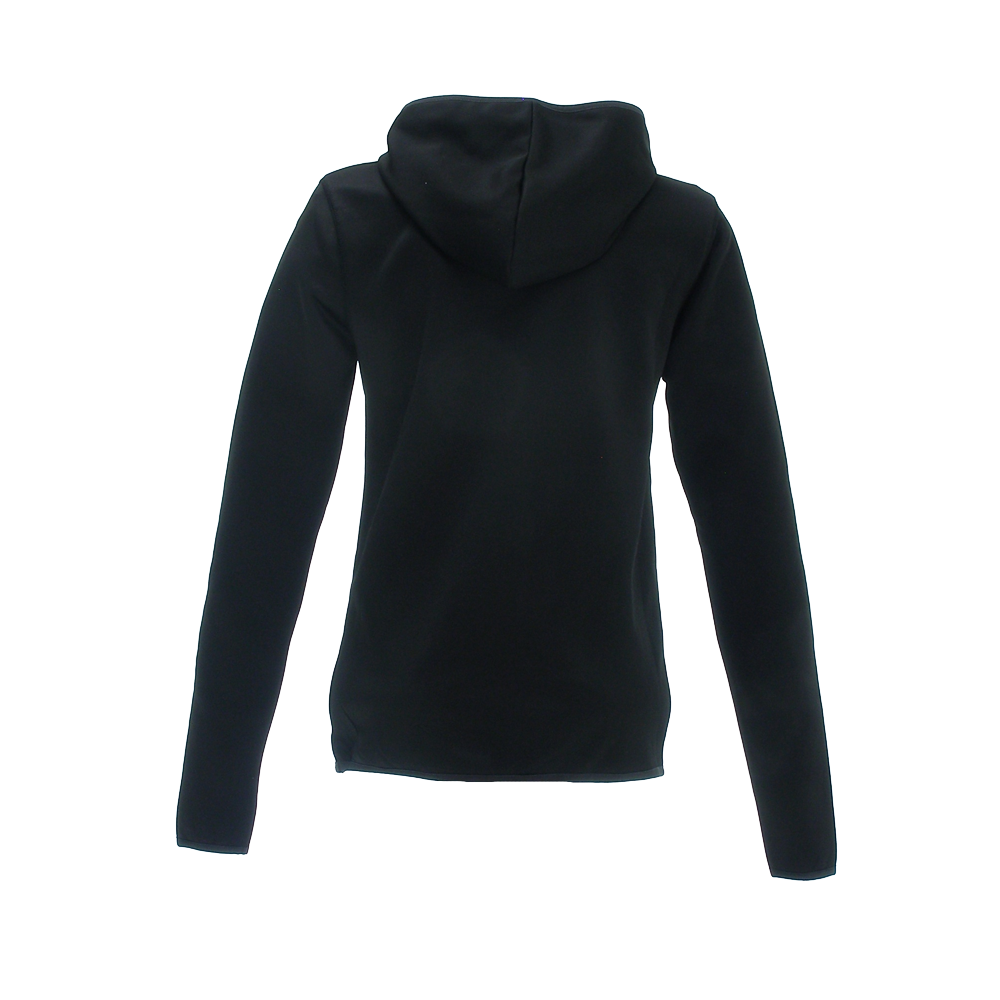 Woman Savan Hoodie black back