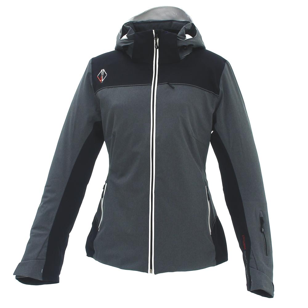 Women Elise Jacket grey front