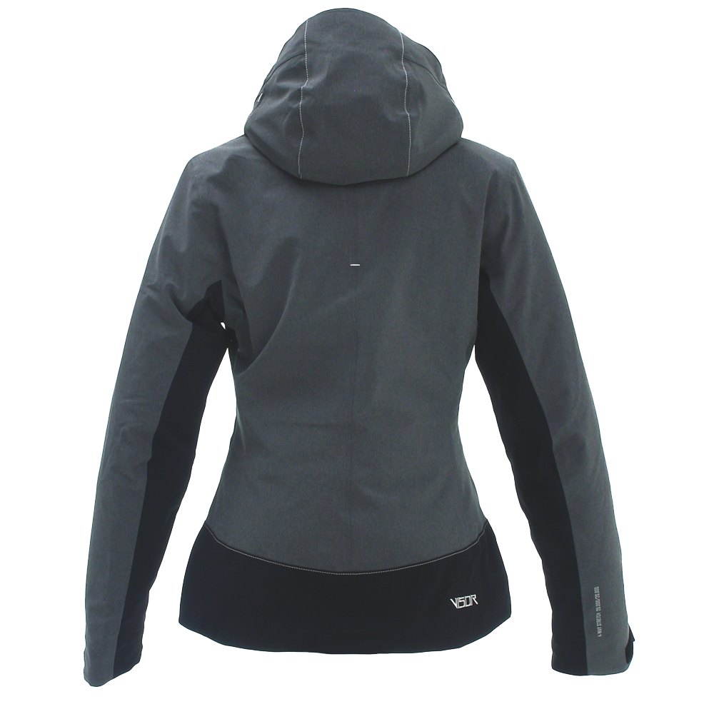 Women Elise Jacket grey back