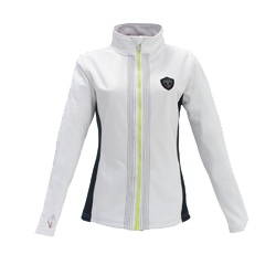 Women CAMARA Midlayer white