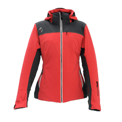Women ELISE Jacket teaberry